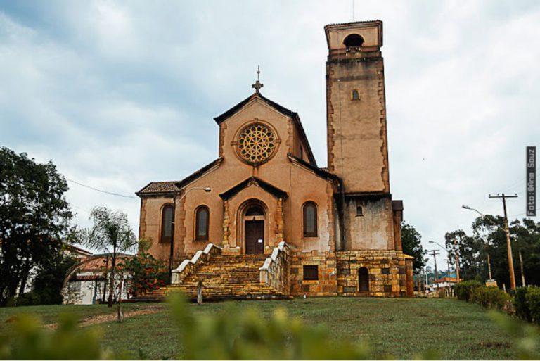 Igreja do Sagrado Coração de Jesus, Miguel Burnier