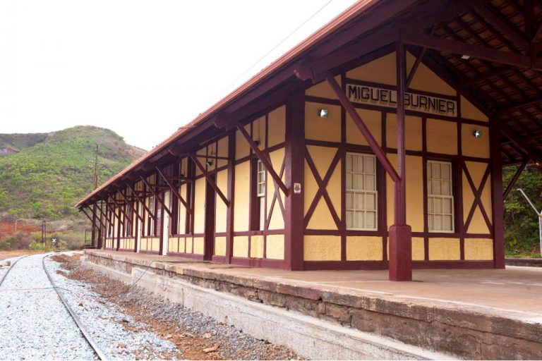 Estação Ferroviária de Miguel Burnier
